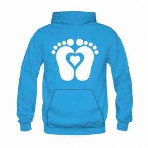 Kid's hoodie Baby love