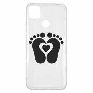 Xiaomi Redmi 9c Case Baby love