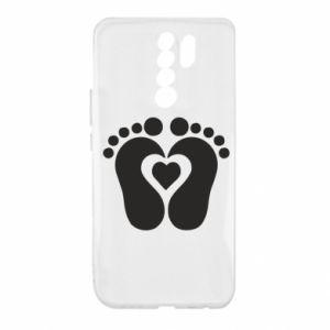 Xiaomi Redmi 9 Case Baby love