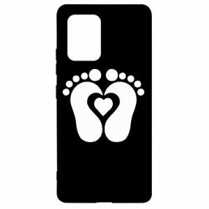Samsung S10 Lite Case Baby love
