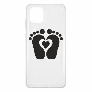 Samsung Note 10 Lite Case Baby love