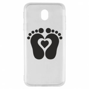 Samsung J7 2017 Case Baby love