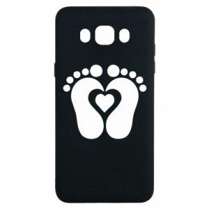 Samsung J7 2016 Case Baby love