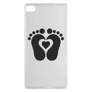 Huawei P8 Case Baby love