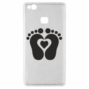 Huawei P9 Lite Case Baby love
