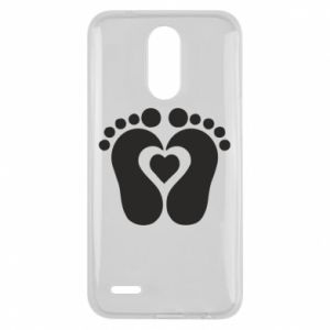 Lg K10 2017 Case Baby love