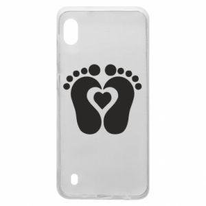 Samsung A10 Case Baby love