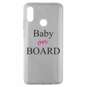 Etui na Huawei Honor 10 Lite Baby on board