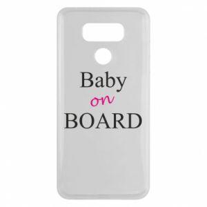 Etui na LG G6 Baby on board