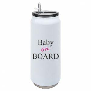 Puszka termiczna Baby on board