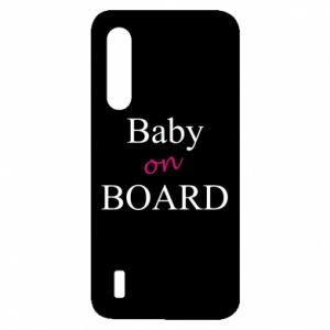 Etui na Xiaomi Mi9 Lite Baby on board