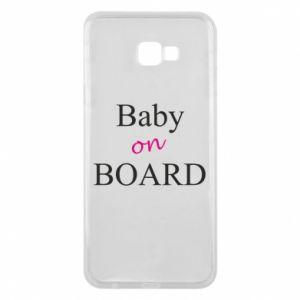 Etui na Samsung J4 Plus 2018 Baby on board