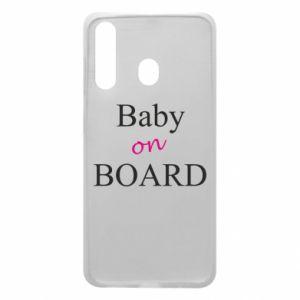 Etui na Samsung A60 Baby on board