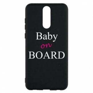 Etui na Huawei Mate 10 Lite Baby on board