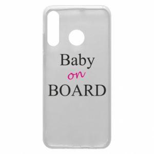 Etui na Huawei P30 Lite Baby on board