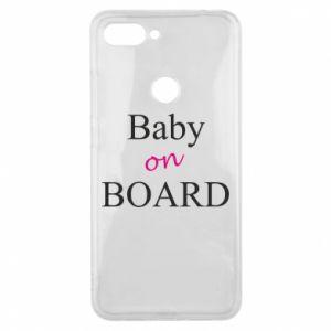 Etui na Xiaomi Mi8 Lite Baby on board