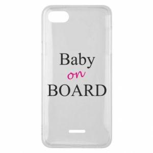 Etui na Xiaomi Redmi 6A Baby on board