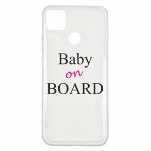 Etui na Xiaomi Redmi 9c Baby on board
