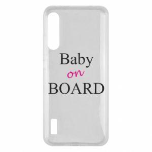 Etui na Xiaomi Mi A3 Baby on board