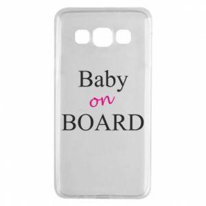 Etui na Samsung A3 2015 Baby on board