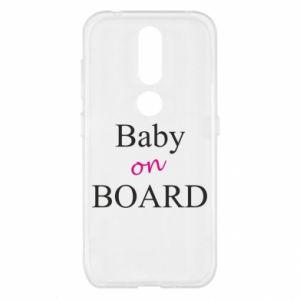 Etui na Nokia 4.2 Baby on board