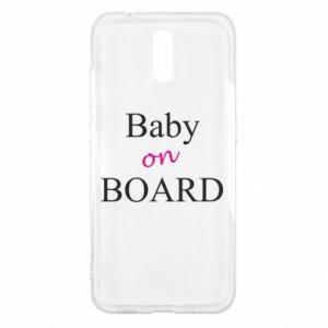 Etui na Nokia 2.3 Baby on board