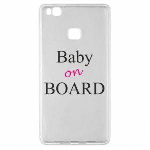Etui na Huawei P9 Lite Baby on board