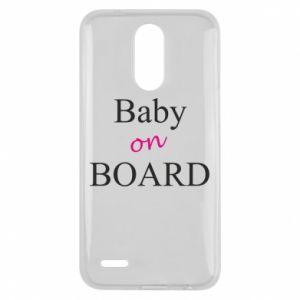 Etui na Lg K10 2017 Baby on board
