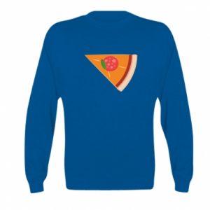 Bluza dziecięca Baby pizza