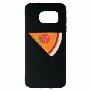 Etui na Samsung S7 EDGE Baby pizza