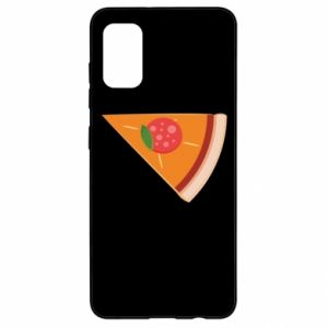 Etui na Samsung A41 Baby pizza