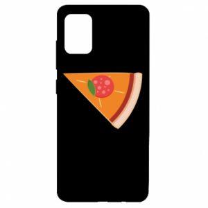 Etui na Samsung A51 Baby pizza