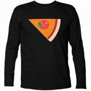 Long Sleeve T-shirt Baby pizza
