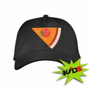 Czapeczka z daszkiem dziecięca Baby pizza