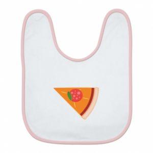 Śliniak Baby pizza