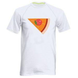Koszulka sportowa męska Baby pizza