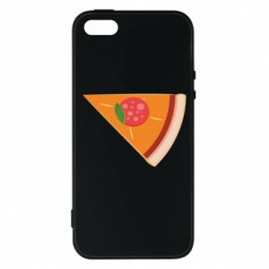 Phone case for iPhone 5/5S/SE Baby pizza - PrintSalon