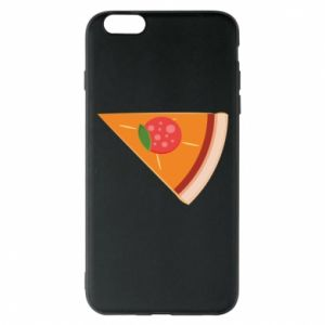 Phone case for iPhone 6 Plus/6S Plus Baby pizza