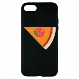 Phone case for iPhone 8 Baby pizza - PrintSalon
