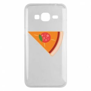 Phone case for Samsung J3 2016 Baby pizza