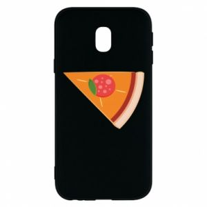 Phone case for Samsung J3 2017 Baby pizza