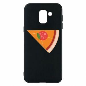 Etui na Samsung J6 Baby pizza