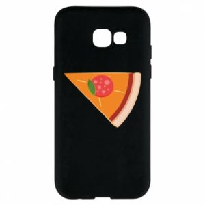Phone case for Samsung A5 2017 Baby pizza - PrintSalon