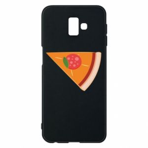 Phone case for Samsung J6 Plus 2018 Baby pizza