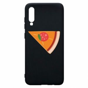 Phone case for Samsung A70 Baby pizza - PrintSalon