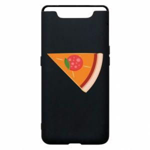 Etui na Samsung A80 Baby pizza