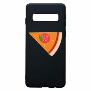 Phone case for Samsung S10 Baby pizza - PrintSalon