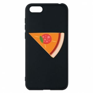 Phone case for Huawei Y5 2018 Baby pizza - PrintSalon