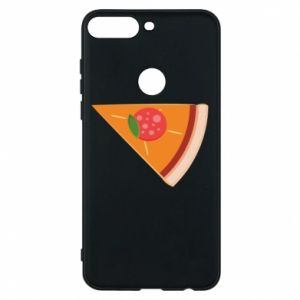 Phone case for Huawei Y7 Prime 2018 Baby pizza - PrintSalon
