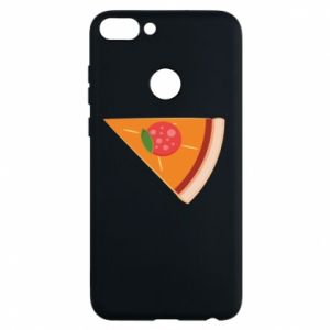 Phone case for Huawei P Smart Baby pizza - PrintSalon